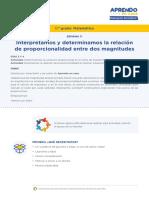 Matematica1 Semana 11 - Dia 1 Razones y Proporciones Ccesa007
