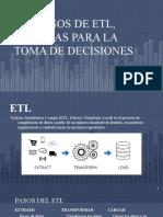 Clase No. 6 - Proceso ETL.pptx