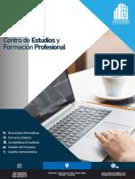 Ms Excel 3 Gestión de Datos Con Tablas Dinámicas - Contenidos