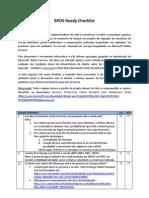 BPOS Ready Checklist