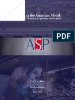 Choosing the American Model - Development Finance as a Soft Power Tool in Africa