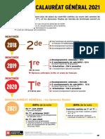 Onisep nouveau bac 2021