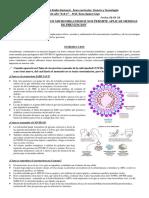 CONOCIMIENTO DE LOS MICROORGANISMOS Y LAS MEDIDAS DE PREVENCION