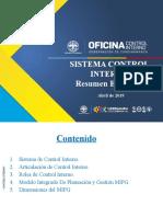 SISTEMA+CONTROL+INTERNO+-+Resumen+Ejecutivo+-+23.04.2019