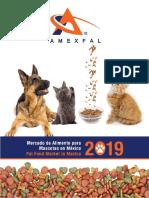 La Industria de Alimentos Para Mascotas en Mexico 2019 Vf3 Version Corta