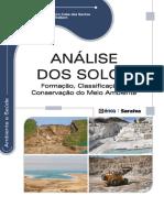 Análise dos Solos, 2014 - Santos e Daibert