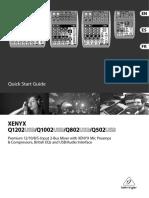 Xenyx 802 USB manual
