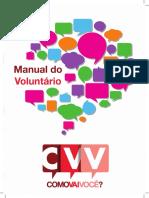 Manual do Voluntario - MV 2017