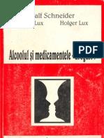 34097111 Ralf Schneider Alcoolul Si Medicamentele Droguri