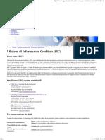 AGOS     I Sistemi di Informazioni Creditizie (SIC)