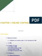 e-business law chptr 1