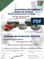 Charlon - Evaluación Agronomica de Estiercol y Efluentes de Tambo