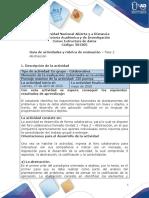 Guia de actividades y Rúbrica de evaluación - Unidad 1 - Fase 2 - Abstracción-convertido