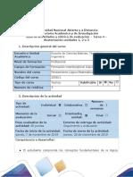 Tarea 4 matematica leidy  - Sustentación unidades 1, 2 o 3 Final