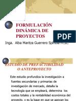 PREFACTIBILIDAD- ESTUDIO DE MERCADO