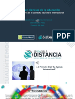 actividad 4,2 agenda internacinal