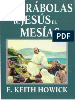 Las Parabolas de Jesus El Mesias - e.keeith Howick