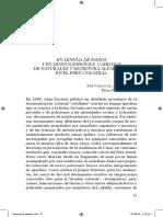 De la Puente Luna, José Carlos. En lengua de indios y en lengua espanola. Cabildos de naturales y escritura alfabética en el Perú colonial. sa