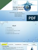 gestion ressources en eau