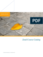Zend Course Catalog 2010 4