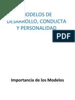 MODELOS DE DESARROLLO, CONDUCTA Y PERSONALIDAD-3