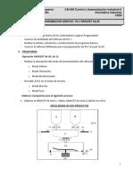 Lab - 2  Programacion GRAFCET PLC Crouzet I-2020 (CAI500A)