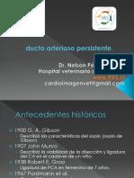 ducto arterioso persistente PDF UCH
