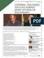 Marcos Coimbra_ mulheres evangélicas pobres definiram vitória de Bolsonaro _ Brasil 247.pdf