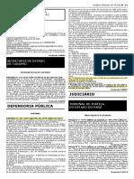 Defensoria Pública - Portaria n. 71-2020 - Suspende o atendimento ao público nos núcleos e unidades administrativas da Defensoria Pública - DOE