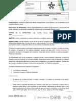 Instrumento de Evaluación N°4 Crucigrama Problemas Ambientales.