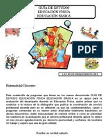 CUADERNO DE TRABAJO DE EDUCACION