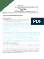 OCTAVOS LECTOES. TIPOS DE TEXTOA NARRAY DESCRIP TALLER 3