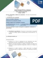 Guía de actividades y rúbrica de evaluación - Unidad 1 - Pre-tarea - Reconocimiento del curso.pdf