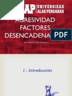 AGRESIVIDAD FACTORES - UNIDAD II(1)