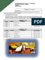 1° DANZAS - PAC SEGUNDO PERIODO- JUNIO 1
