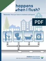 When I Flush Brochure