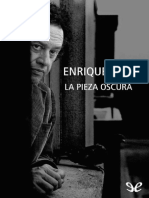 Enrique Lihn. La pieza oscura