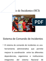 Comando de Incidentes (SCI)