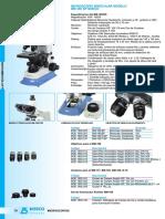 BM-180 SP AJR microscopio 1