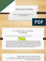 FONDO ROTATORIO banesco