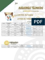 ASESORES TÉCNICOS