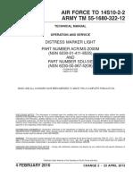 Manual Luz Strober--14S10-2-2 (Strobe Light)