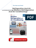 Modern Refrigeration And Air Conditioning Modern Refridgeration And Air Conditioning Ebooks Free Download.pdf