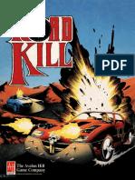 Avalon Hill - Bookcase Game 6440 - Road Kill [1992]