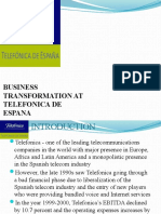 TElefonica Sec B