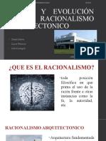 ORIGEN Y EVOLUCIÓN DEL RACIONALISMO ARQUITECTONICO.pptx