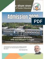 iite admission brochure