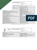 solicitud de paraclinicos