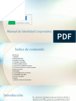 Manual de Identidad Corporativa 2