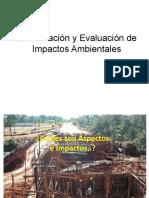 CLASE 5 IDENTIFICACION Y EVALUACION DE IMPACTOS AMBIEMTALES
